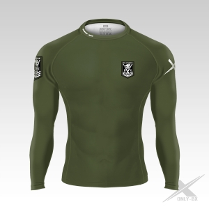 BX FORCE RASHGUARD MĘSKI