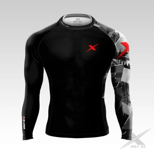 PERFECT MACHINE RASHGUARD MĘSKI